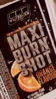 MAXI BURN FAT BURNING SHOTS 20 X 25ML  SHOTS